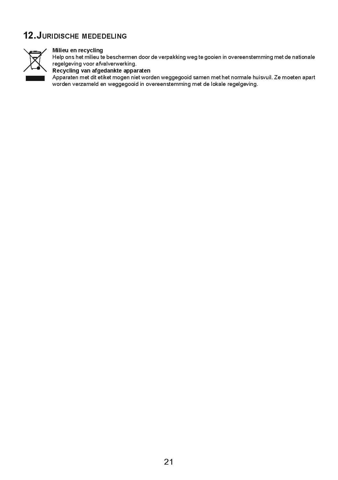 H-70.20_H-DRL-E_Comfort_Deva_Handleiding_NL_2018_Pagina_21
